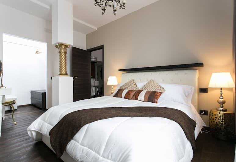Aparthotel dei Mercanti, Milan, Apartemen Premium, 1 kamar tidur, Kamar