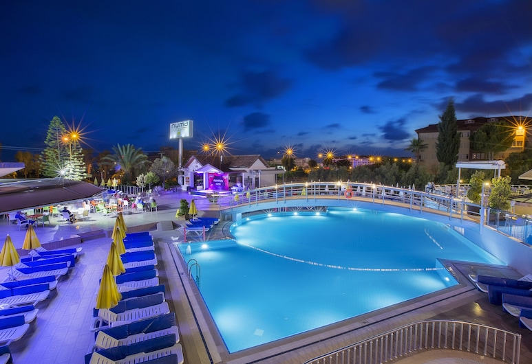 Numa Konaktepe Hotel - All Inclusive, Alanya, Piscina