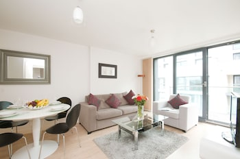 Gambar Cleyro Serviced Apartments-Finzels Reach di Bristol