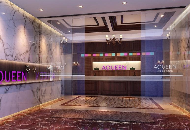 Aqueen Heritage Hotel Joo Chiat, Singapore, Reception