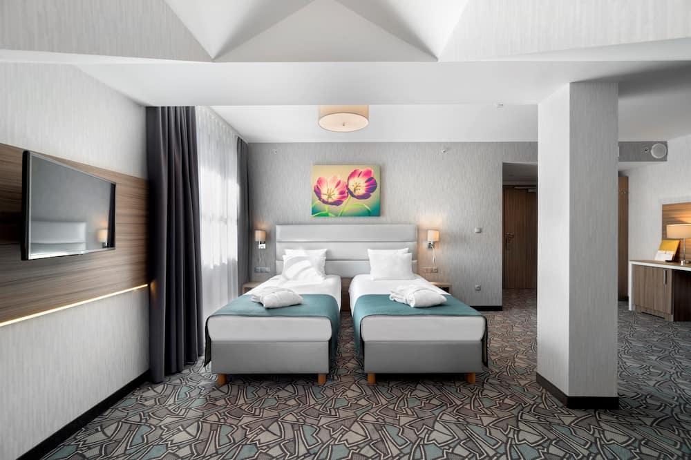 Standard-Zweibettzimmer - Zimmer