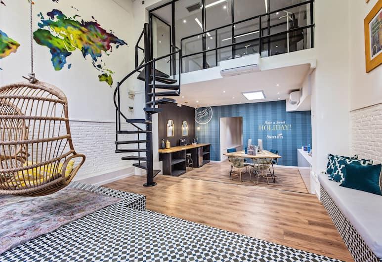 Sweet Inn Apartments Eixample, Barcelona, Lobby