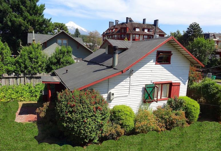 Hostal La Maison, Pucon, Bungalow cơ bản, 2 phòng ngủ, Quang cảnh sân vườn, Phòng