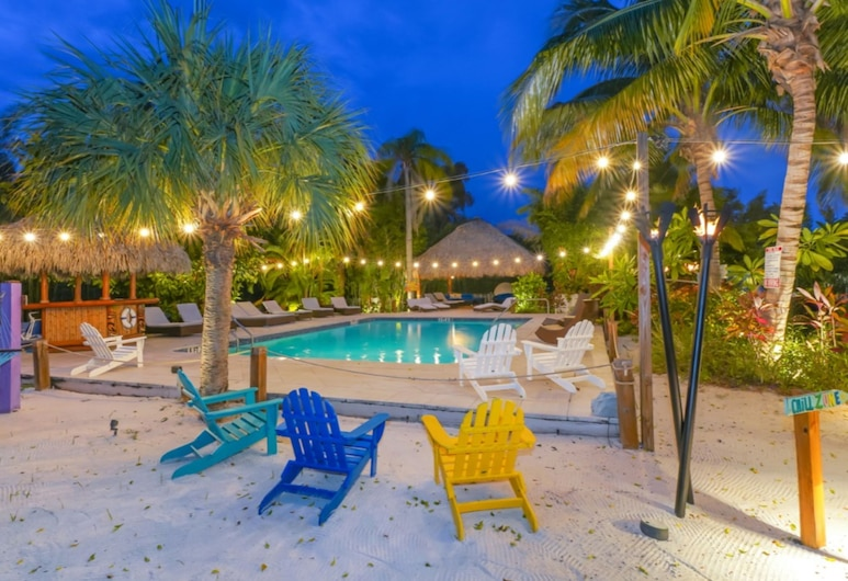 Siesta Key Palms Resort, Sarasota, Bazén