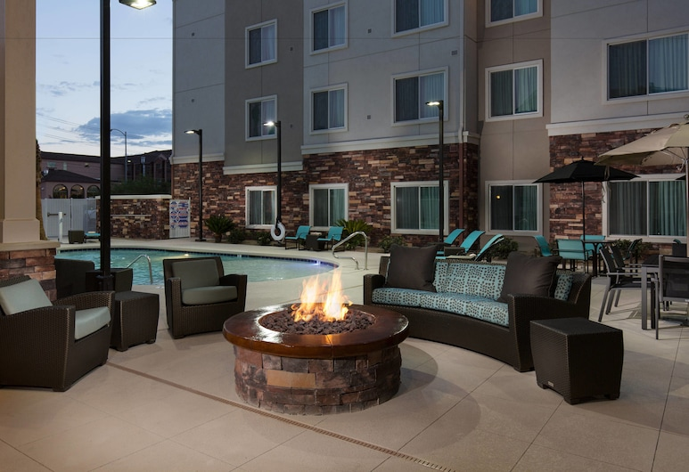 Residence Inn Las Vegas Airport, Las Vegas, Terrasse/veranda