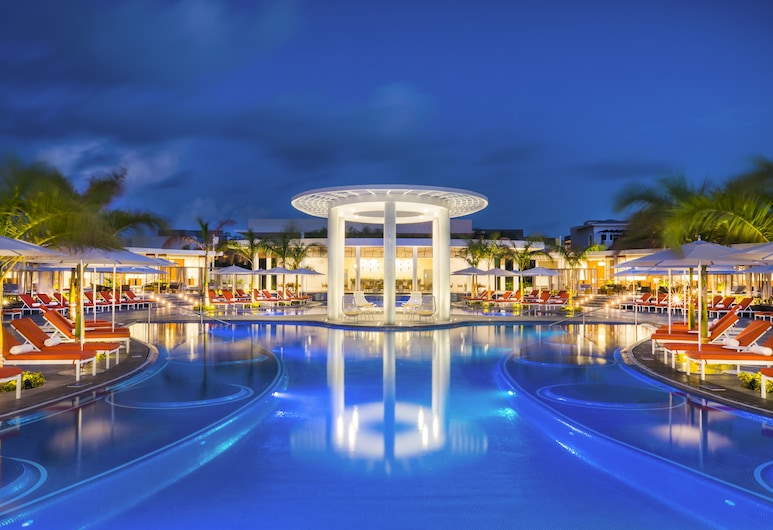 The Grand at Moon Palace - All Inclusive, Cancún, Buitenzwembad
