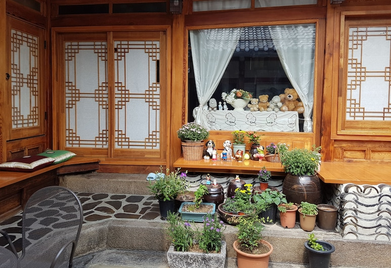 大賈陽漢諾克住宅飯店, 首爾, 花園