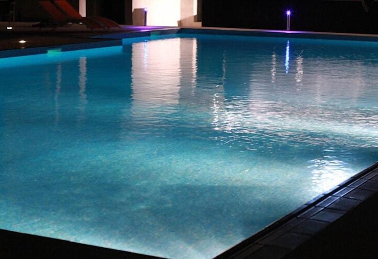 Afrikland Hôtel, Grand-Bassam, สระว่ายน้ำกลางแจ้ง