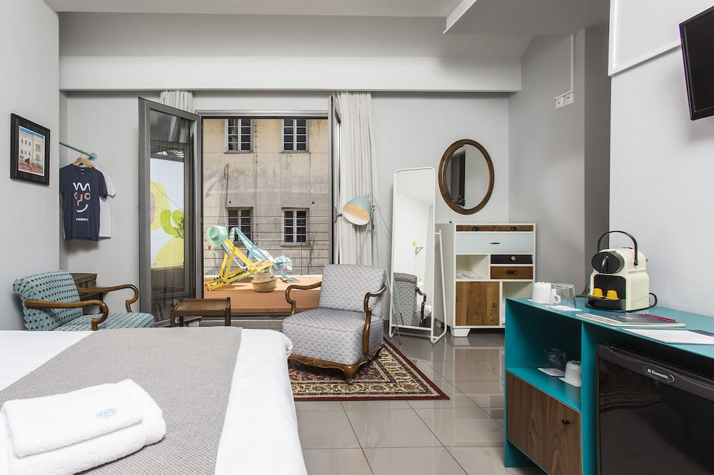 Apartmán typu Junior - Výhľad na mesto
