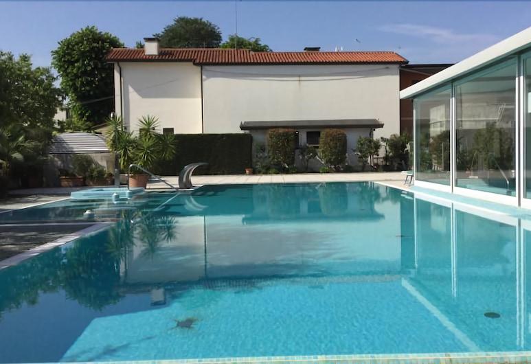 Hotel Terme Posta, Abano Terme, Outdoor Pool