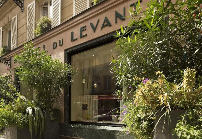 Hôtel du Levant, פריז, חזית המלון