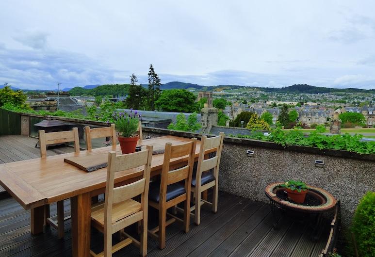 Ardentorrie Guest House, אינברנס, ארוחה בחוץ