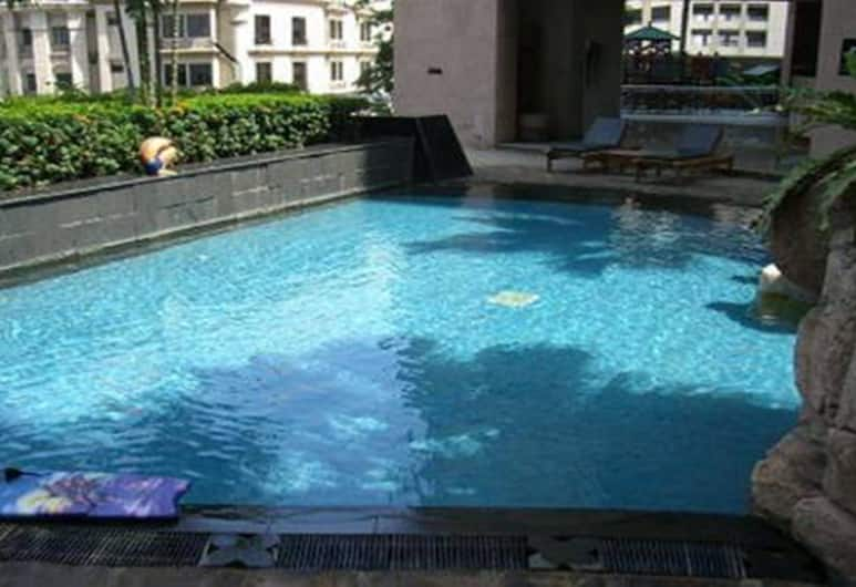 Luxury 3 bedroom Condo in Downtown Bangkok, Bangkok, Außenpool