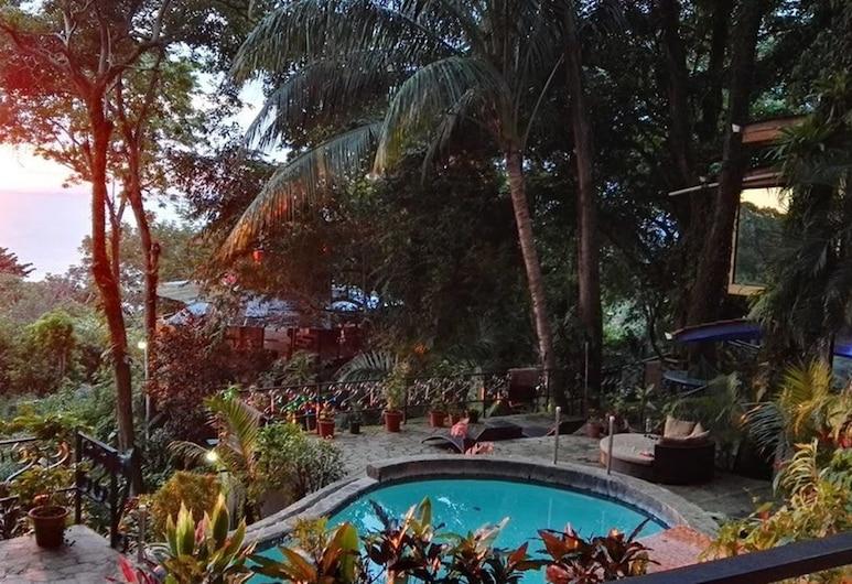 Mango Moon Villa, Parc national Manuel Antonio, Piscine