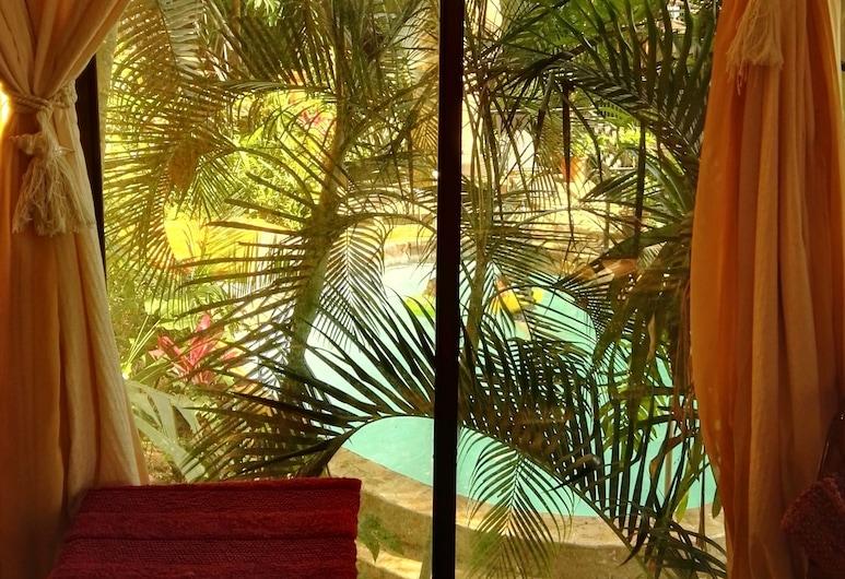 Mango Moon Villa, Manuel Antonio, Quarto Deluxe, 1 cama queen-size, Vista Oceano, Quarto
