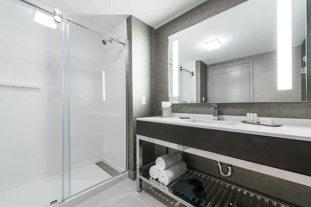 Phòng Suite, 1 phòng ngủ, Không hút thuốc - Phòng tắm