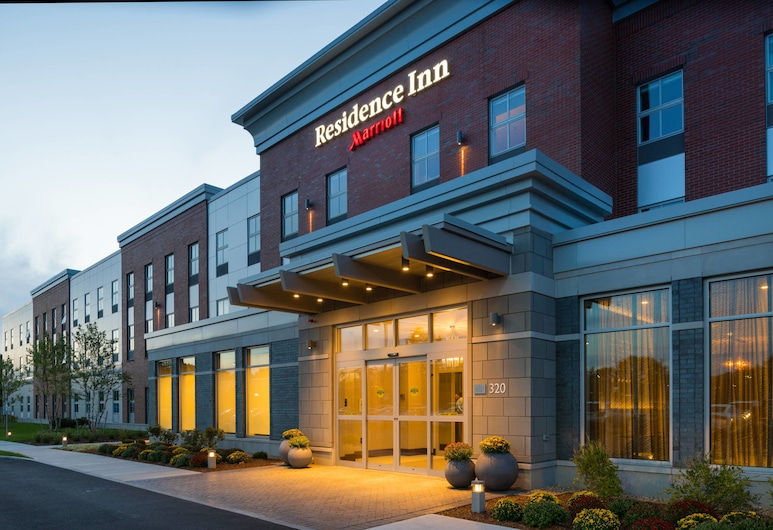 Residence Inn by Marriott Boston Concord, Concord, Střešní terasa