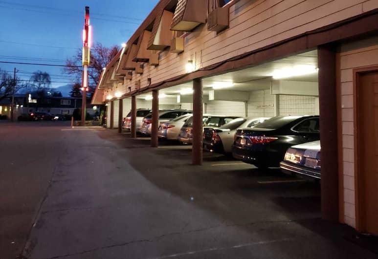 Best Value Inns, Portland, Välisilme