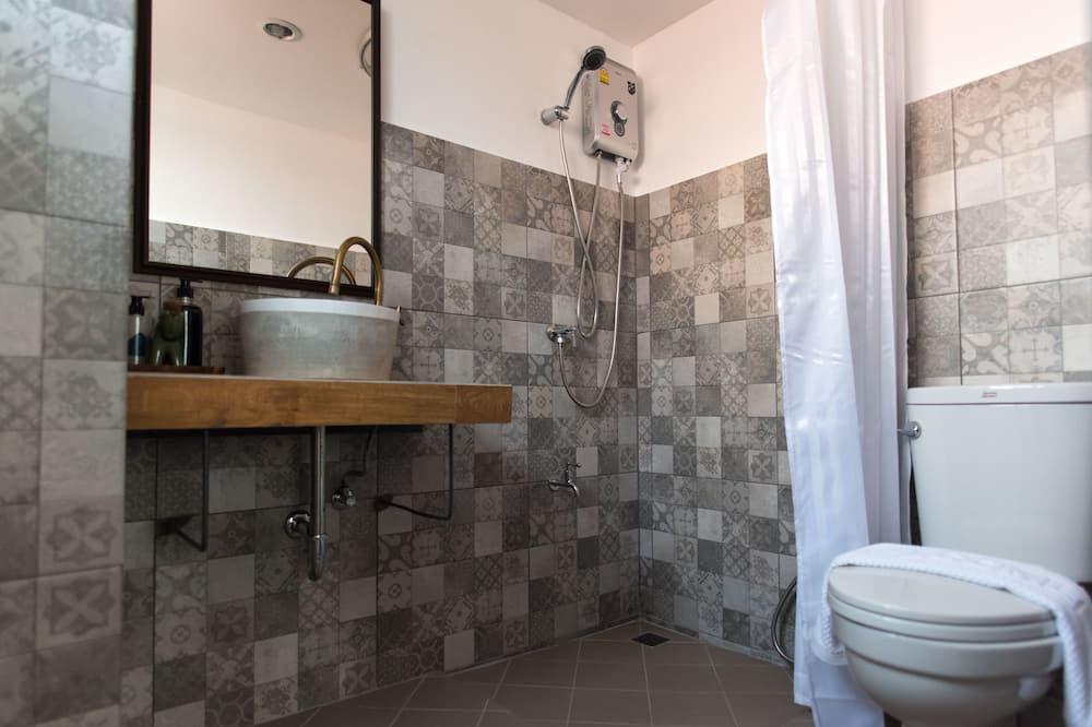 Superior room type B with Balcony - Salle de bain