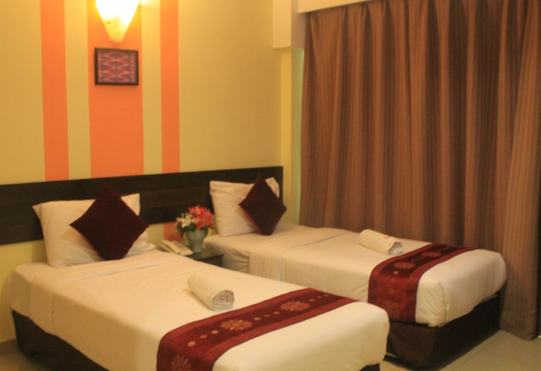 Sun Inns Hotel Sentral Brickfields, Kuala Lumpur, Kamar Deluks, 1 Tempat Tidur Queen (with window), Kamar Tamu