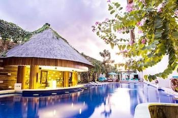 Kedonganan bölgesindeki Jimbaran Bay Beach Resort & Spa resmi