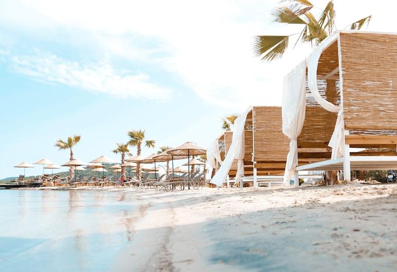 Cunda Fora Hotel, Ayvalik, Plaža