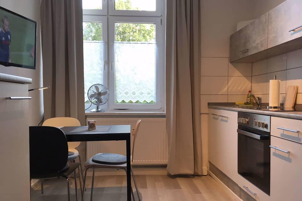 Apartament typu Classic, 1 sypialnia - Wyżywienie w pokoju