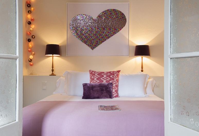 Hotel Aiguaclara, Begur, Pokoj typu Deluxe, Pokoj