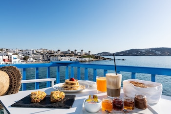 Bild vom Bluetopia Suites in Mykonos