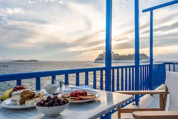 Hình ảnh Bluetopia Suites tại Mykonos