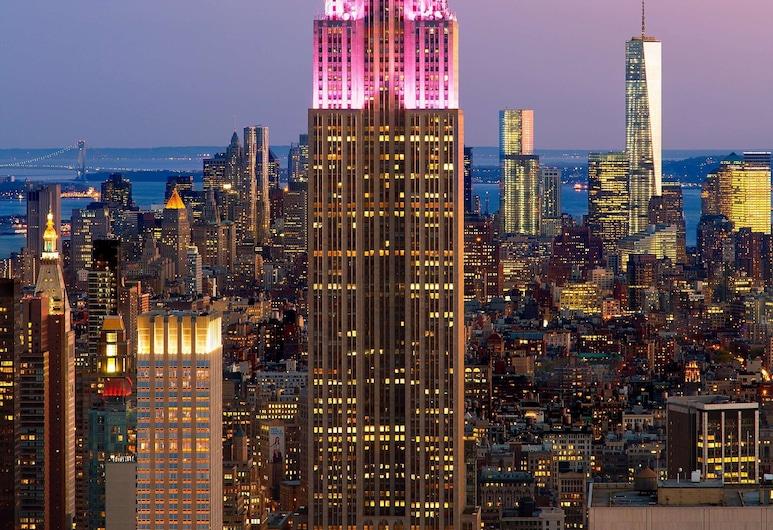 Hyatt House New York/Chelsea, New York, Välisilme