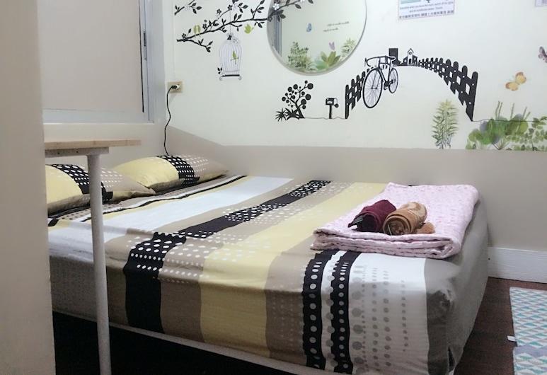 カミン バード ホステル, バンコク, Double Private Room , 部屋