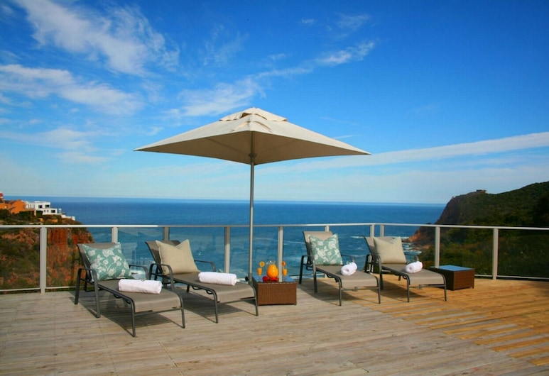Headlands House Guest Lodge, Knysna, Outdoor Pool