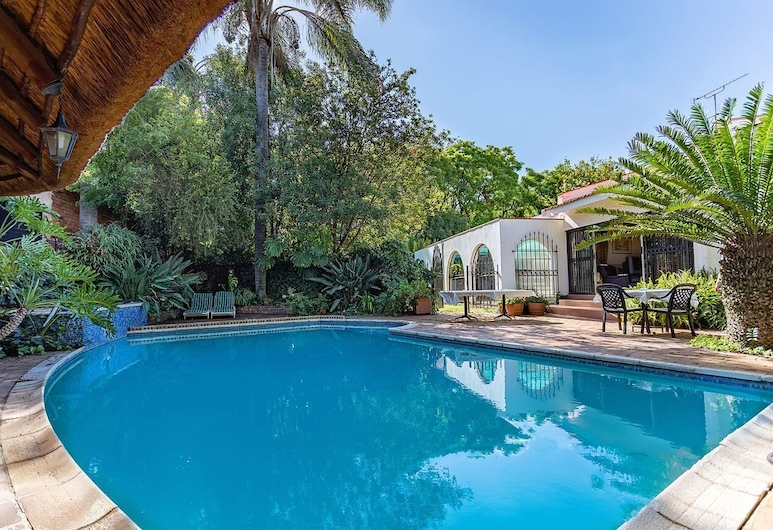 Bay Tree Guest House, Pretoria, Outdoor Pool
