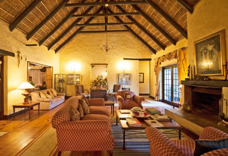 Wild Rose Country Lodge, Cape Town, Reception