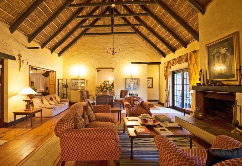 Wild Rose Country Lodge, Cape Town, Recepcija