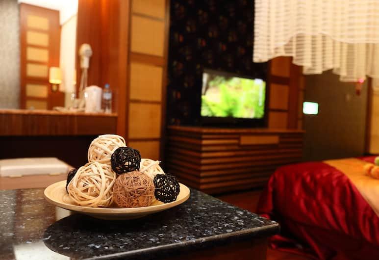 卡帝亞汽車旅館 台中市, 台中市, 商務雙人房, 1 張加大雙人床, 客房景觀