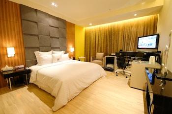 Jungli bölgesindeki 168 Motel-Zhongli resmi