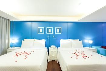 Jungli bölgesindeki 168 Motel-Macaron resmi
