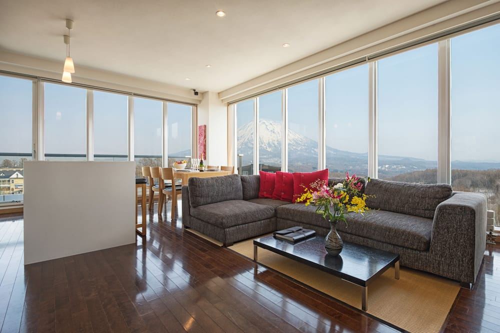 Deluxe Apartment, 2 Bedrooms, Non Smoking (Yotei View) - Imej Utama