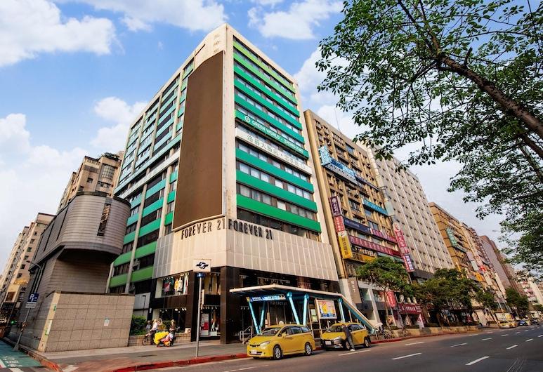 Green World Hotels ZhongXiao, Taipei