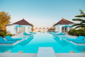 Φωτογραφία του Villa Gili Bali Beach, Gili Trawangan
