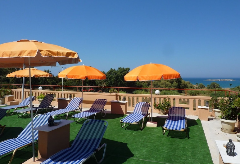 Ilona Apartments, Chania, View from property