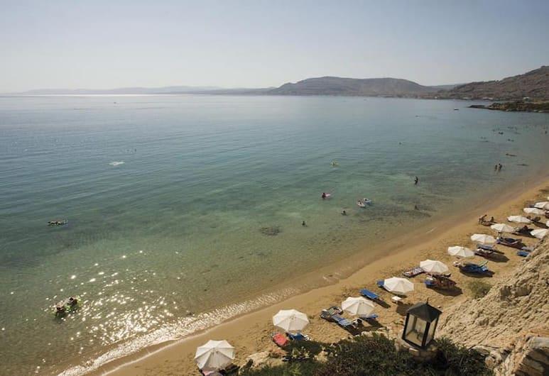Lindia Thalassa Resort, Rodosz, Strand