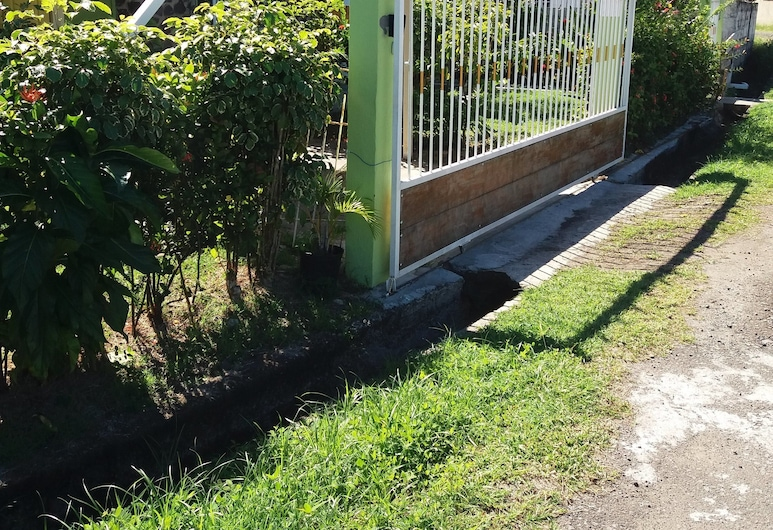 Celestial Vacation Home, Gros Islet, Property entrance