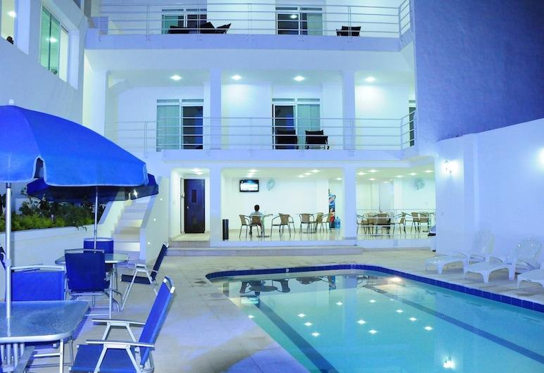 Hotel Casa Blanca Villeta, Villeta