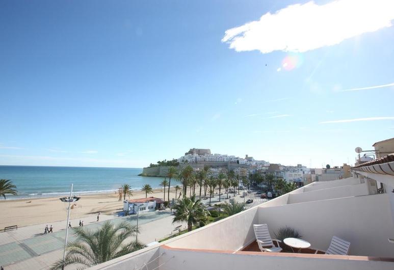 ホテル ラ カバナ, ペニスコラ, ビーチ