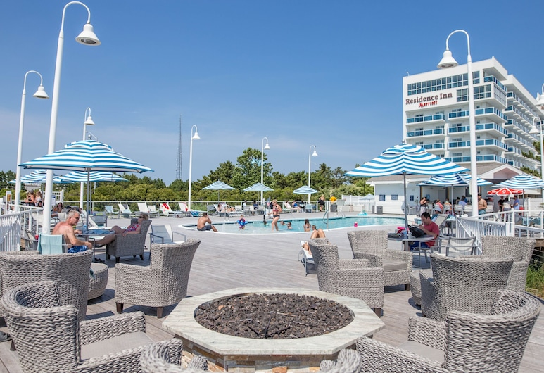 Residence Inn by Marriott Ocean City, Ocean City, Sundeck