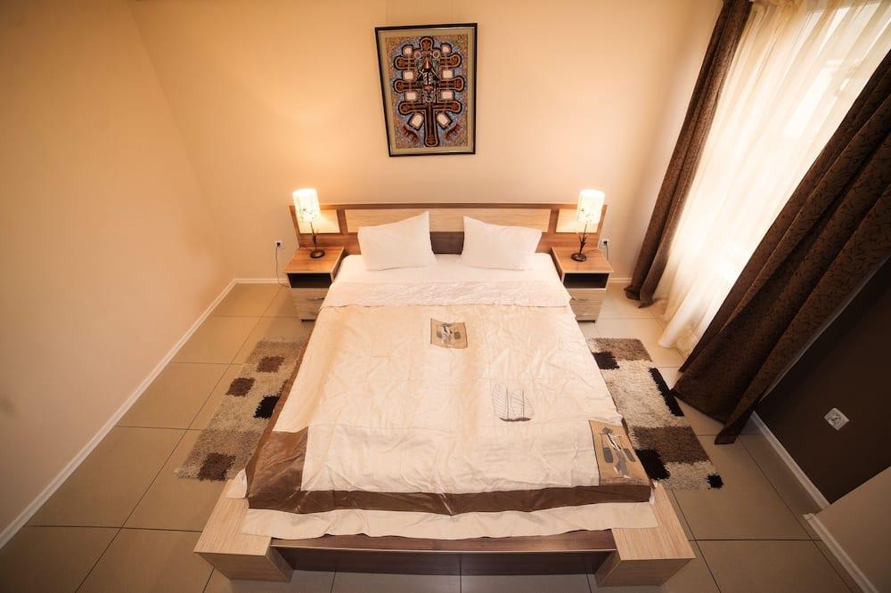 Apartament typu Junior Suite, wanna z hydromasażem - Pokój