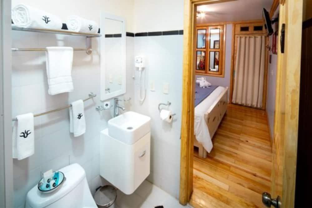 Suite Junior, 1 Tempat Tidur Double - Kamar mandi